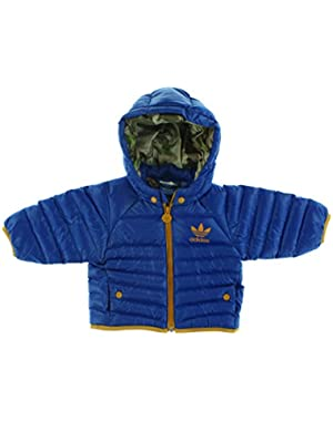 Baby Boys Toddlers Snow Jacket Royal Blue 12M