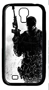 Call of duty modern warfare Rectangle Personalized Protective Case for Galaxy S4 by LZHCASE