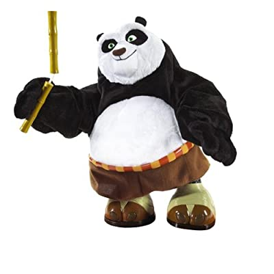 Kung Fu Panda - Kung Fu Kickin' PO: Toys & Games