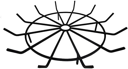 Pleasant Hearth OFP36WG 1/2″ thick 36″ Steel Fire Pit Grate