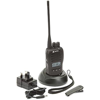 MITEX PRO 128 CHANNEL UHF LICENSED TWO WAY RADIO  Single Pack