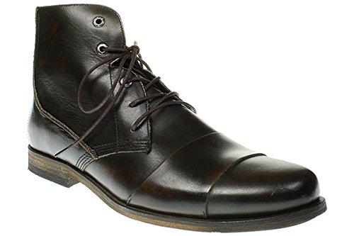 Hub Lomu L83 - Herren Schuhe Schnürer Boots - M1511L83-L02-042 Coffee