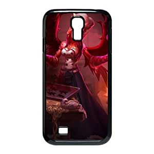 Samsung Galaxy S4 9500 Cell Phone Case Black League of Legends Sinful Succulence Morgana PD5441054