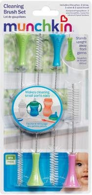 Munchkin Cleaning Brush 4 Pc. Set - 2 Sets
