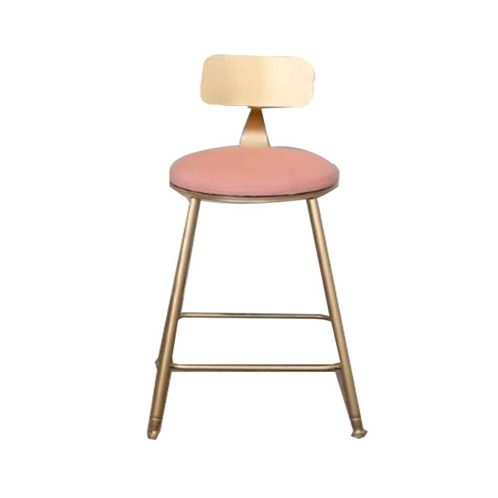 Mobilier Scolaire Creative Gold Chaise De Cafe La Maison En Metal Fer A Repasser Art Bar