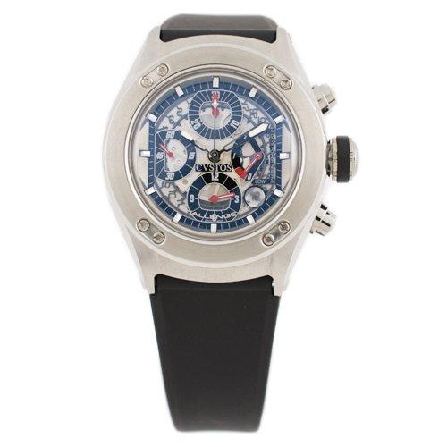クストス メンズ腕時計 チャレンジ R クロノグラフ CHALLENGE-R Chrono WH B07CXKGYGW