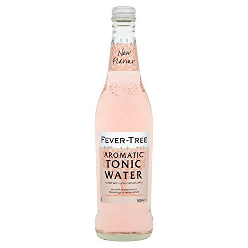 Fever-Tree - 500ml (16.91fl oz) (Aromatic Tonic - Aromatic Water