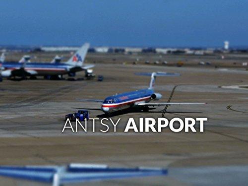 Antsy Airport - Airport Usa Dallas