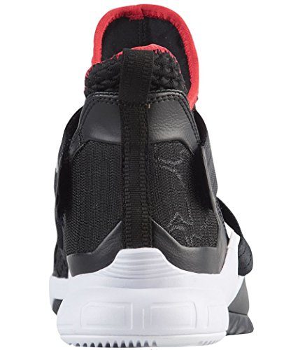 Basketball Black Red NIKE XII Soldier White Men's Shoes Lebron Zoom wpTCaSq