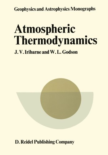 Atmospheric Thermodynamics (Emotions, Personality, and Psychotherapy) (Volume 6)