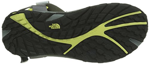 North Face Multicolore monument chiffon Grey Sandales The Litewave Yellow Femme Z6wpWSFnq