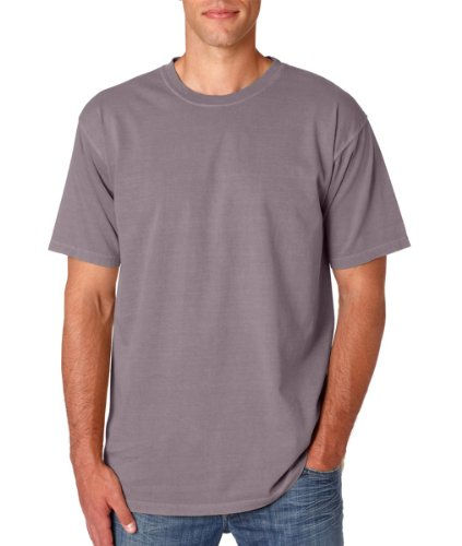 Chouinard 1717 Ringspun Heavyweight Pigment Dyed T-Shirt, Clay, 2XL
