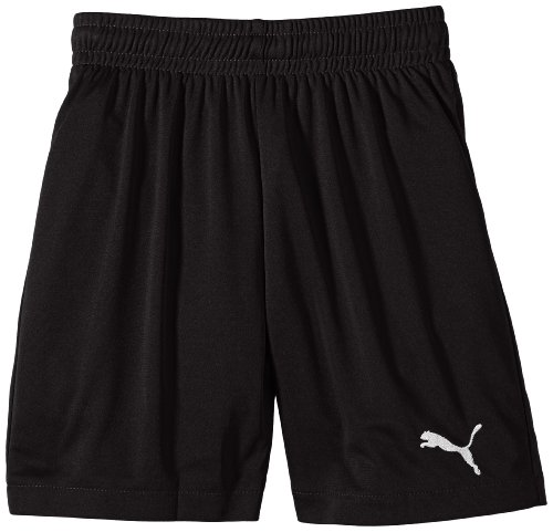 PUMA Kinder Hose Velize Shorts with innerslip, black, 164, 701895 03