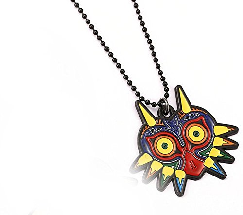 [The Legend Of Zelda: Majora's Mask Necklace] (Princess Zelda Cosplay Costume)