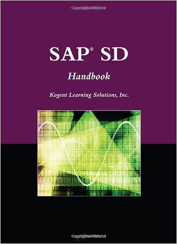 sap sd books free  pdf