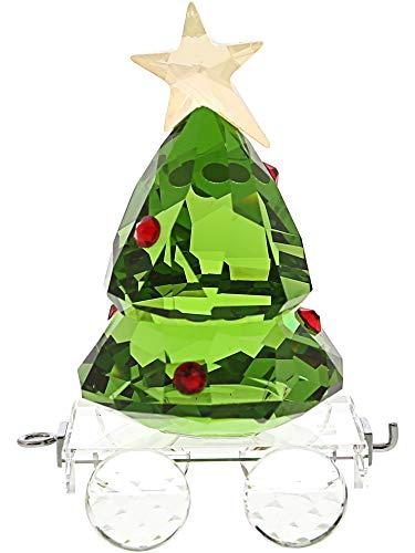 Swarovski Christmas Tree Wagon Holiday Decoration 5399977