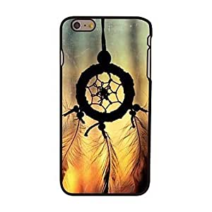 LCJ Sunset and Dreamcatcher Style Plastic Hard Back Cover for iPhone 6 Plus by ruishername