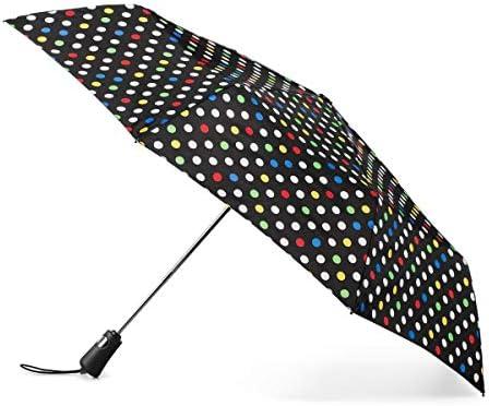 Compact Travel Umbrella Windproof Waterproof