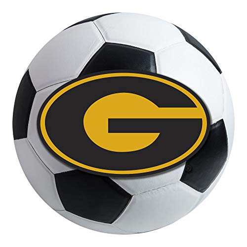- FANMATS NCAA Grambling State University Tigers Nylon Face Soccer Ball Rug