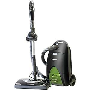 "Panasonic MC-CG917 ""OptiFlow"" Bag Canister Vacuum Cleaner - Corded"
