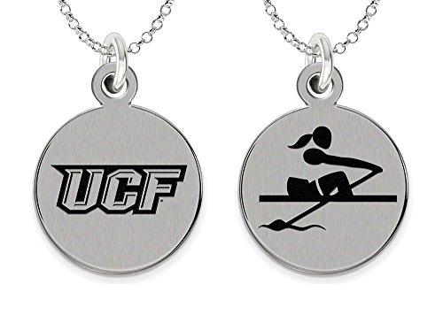 College Jewelry Central Florida Knights Rowing Charm