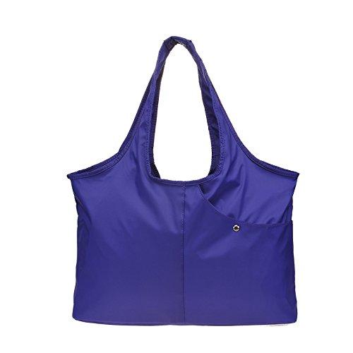 au Gules à Femme bleu pour BMKWSG porté Sac Main Dos x7y588qITw