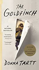 "A young New Yorker grieving his mother's death is pulled into a gritty underworld of art and wealth in this ""extraordinary"" and beloved Pulitzer Prize winner that ""connects with the heart as well as the mind"" (Stephen King, New York Times Boo..."