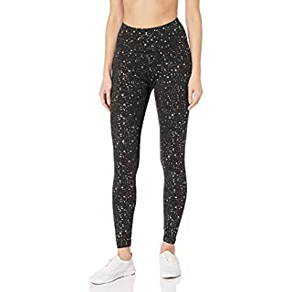 Soybu Women's Paramount Legging, Starry Night Black, M