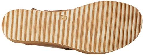 Mjus 673009-0301 - Sandalias Mujer Mehrfarbig (Platino+Biscotto+Argento+Nero+Bianco)