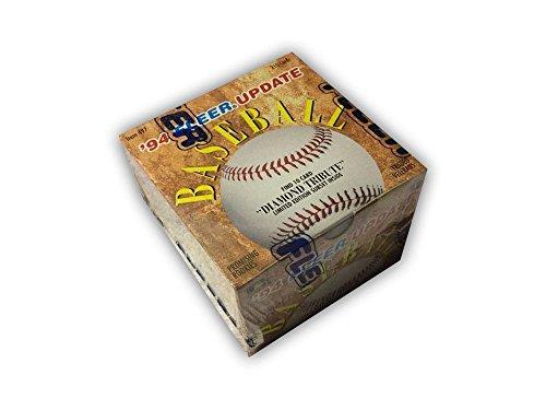 1994 Fleer Update Factory Set (MLB - Baseball - 210 Cards - Alex Rodriguez RC) (Factory Sealed)