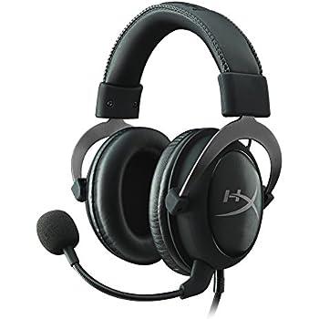 HyperX Cloud II Gaming Headset for PC & PS4 - Gun Metal (KHX-HSCP-GM)