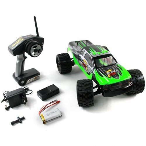 Wltoys L969 2.4G 1:12 Scale Remote Comtrol RC Cross Country Racing Car Mix Color