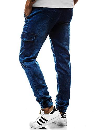 631s Uomo 2 Sport Jogger Baggy 777 Jogging Ozonee Libero Fitness 901s Blu Tempo 777 Ozonee Jeans Pantaloni 5FqaP