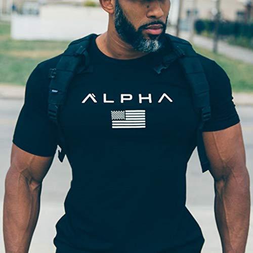D'impression À Morchan Courtes Manches Mode Casual Noir Modèle Lapel Camouflage Shirt Hommes Pour Nouveau wqx8grqaY