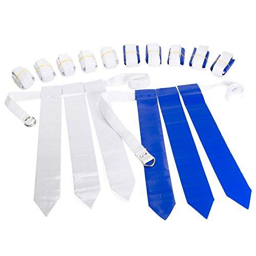 WYZworks Flag Football Set Belts