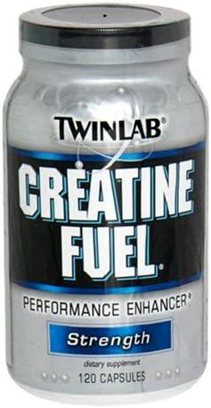 Twinlab Creatine Fuel, 120 Capsules