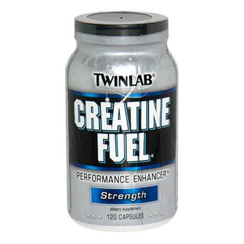 (Twinlab Creatine Fuel, 120 Capsules)