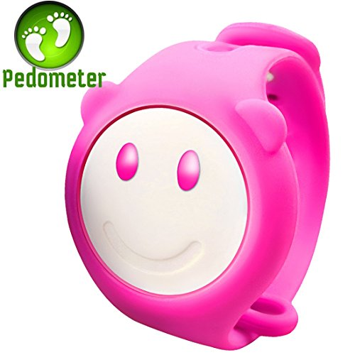 Kids Fitness Tracker Activity Health Monitor Wristband with Pedometer Sport Battle Game Educational Toys Electronic Pet for Girls Boys Wearable Bracelet Birthday Gifts - Counter Battle