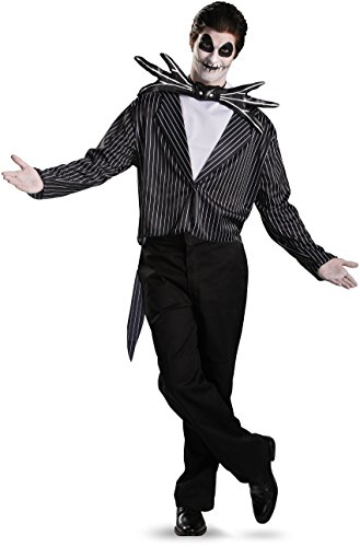 (The Nightmare Before Christmas - Jack Skellington Costume)