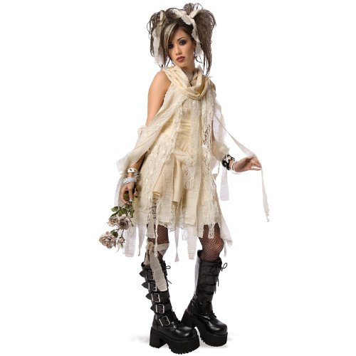 Gothic Mummy Teen Costume