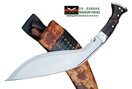Amazon.com: Genuine Gurkha Full Tang forjado a mano Blade ...