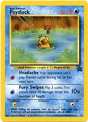 Pokemon Card - Black Star Promo #20 - PSYDUCK ()