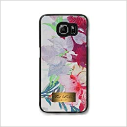 1b3bf6e2b Samsung Galaxy S7 Edge Phone Covers Black Ted Baker Brand Logo Cell Phone  Case 2T120818 Electronics
