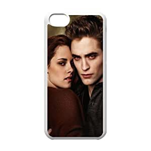 iPhone 5c Cell Phone Case White Twilight V8390513