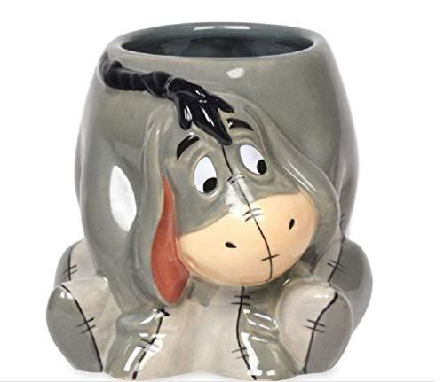 Mug Figural - Disney - Eeyore Figural Ceramic Mug - Holds 11 oz.