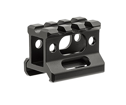 3-slot Slim Picatinny Short Riser Mount 1