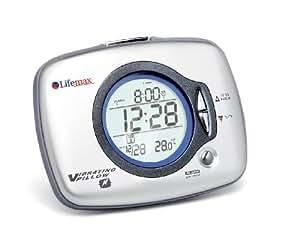 Amazon Com Lifemax 331 Under Pillow Vibration Alarm Clock