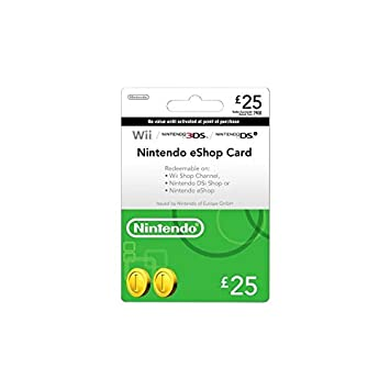 Amazon.com: 25 Nintendo Eshop Card: Baby