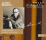 Alfred Brendel I: Great Pianists of the 20th Century, Vol. 12
