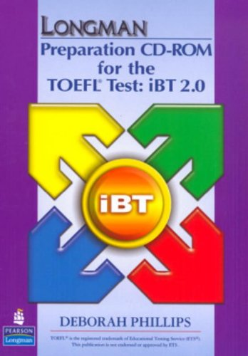 Longman Preparation Course for the TOEFL Test: iBT: CD-ROM only by Pearson Education ESL